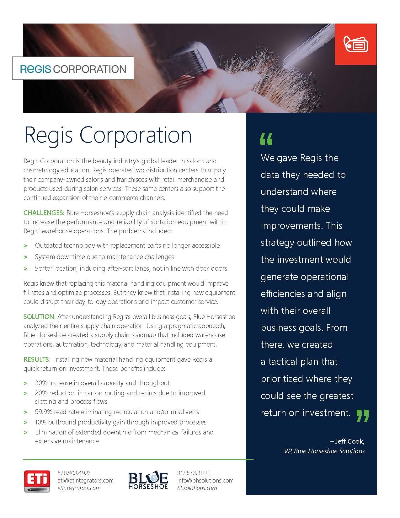 Regis Case Study – BHS_Page_1